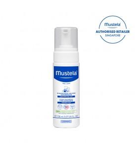 Mustela Foam Shampoo for Newborn 150ml  (MN-FSFN )