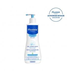 Mustela Gentle Cleansing Gel for Hair & Body 500ml (MN-GCGG )