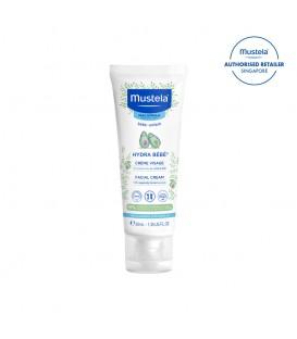 Mustela Hydra Bebe Facial Cream 40ml (MN-HBFC)
