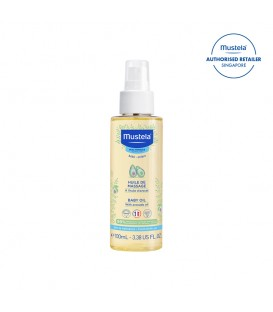 Mustela Baby Oil for Massage  100ml (MN-BOFM)