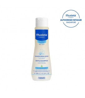 Mustela Gentle Shampoo For Delicate Hair 200ml (MN-GSDH)