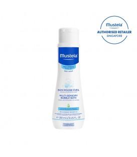 Mustela Multi-Sensory Bubble Bath 200ml (MN-MSBB)