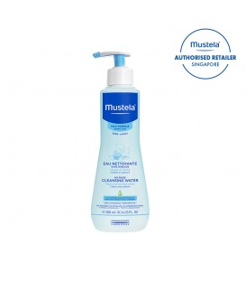 Mustela No-Rinse Cleansing Water 300ml (MN-NRCW)