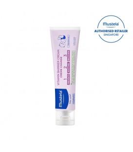 Mustela Vitamin Barrier Cream 123 (MN-VBC123) 108g