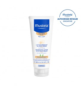 Mustela Nourishing Body Lotion with Cold Cream 200ml (MD-NLCC)