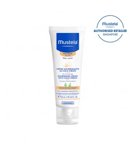 Mustela Nourishing Face Cream with Cold Cream 40ml (MD-NCCC)