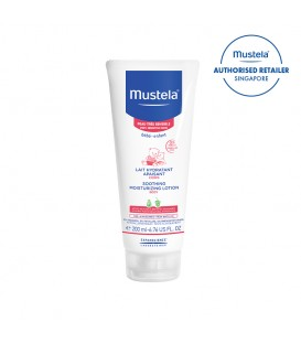 Mustela Soothing Moisturizing Body Lotion 200ml  (MS-SMBL)