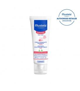 Mustela Soothing Moisturizing Face Cream 40ml (MS-SMFC)