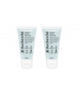 Recherche Sanitizing Hand Cream 50ml X 2 Tubes