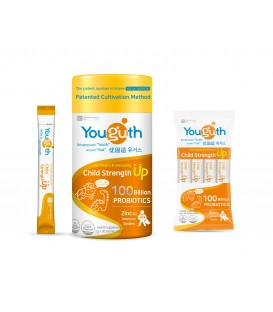 Youguth Probiotics Child Strength Up 100B CFUS 30S