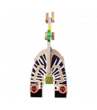 Manhattan Toys - Safari Zebras