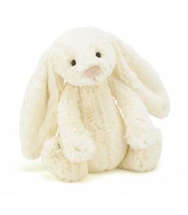 Jellycat Bashful Cream Bunny (Medium)