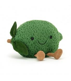 Jellycat- I am Amusable Lime