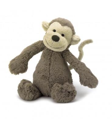 Jellycat Bashful Monkey (Medium)