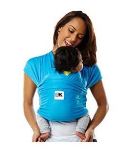 Baby K'Tan Baby Carrier Active S Ocean Blue