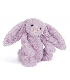 Jellycat Bashful Hyacinth Bunny (Medium)