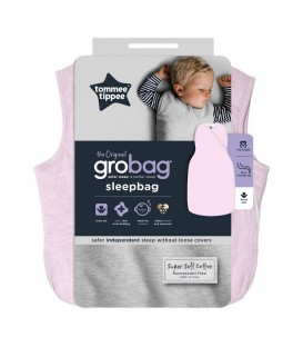 Tommee Tippee the Original Grobag Swaddle Wrap - Pink