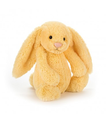 Jellycat Bashful Lemon Bunny (Medium)