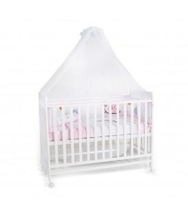 Happy Wonder 5 in 1 Baby Cot (Anti Dust Mite Mattress)