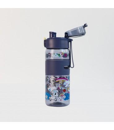 Tokidoki  Drinking Bottle - Unicorno Sky (Blue)