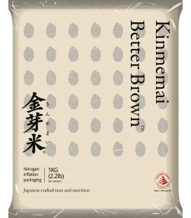 Kinmemai Better Brown Rice 1Kg