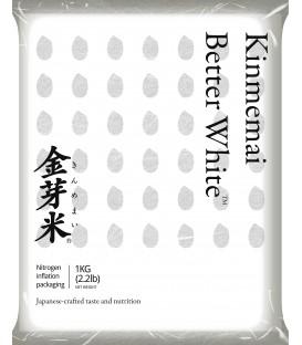 KINMEMAI BETTER WHITE RICE 1KG
