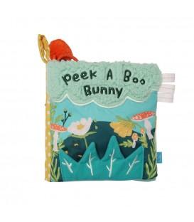 Manhattan Toys - Fairytale Peek-A-Boo Soft Book
