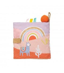 Manhattan Toy - Llama Soft Book