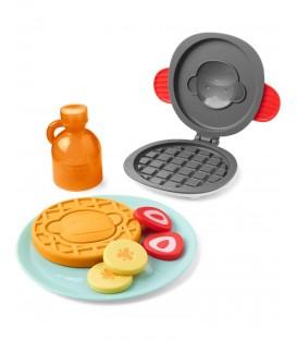 Skip Hop Monkey Waffle Set