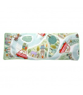 KRFTD Snuggy Beansprout Pillow Husk Pillow - City Hoppers