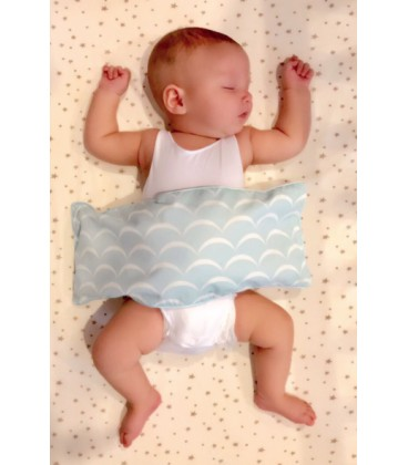 KRFTD Snuggy Beansprout Husk Pillow - Hanging Out