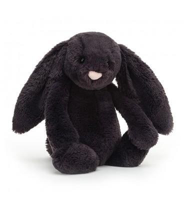 Jellycat Bashful Inky Bunny (Medium)