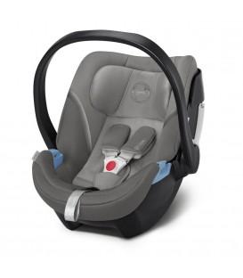 Cybex Aton 5 Infant Car Seat - Soho Grey