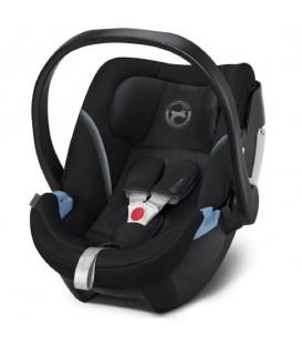 Cybex Aton 5 Infant Car Seat - Deep Black