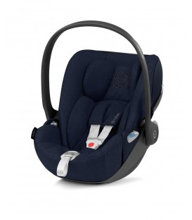Cybex Cloud Z i-Size Plus Infant Car Seat - Nautical Blue