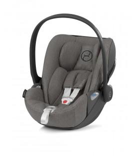 Cybex Cloud Z i-Size Plus Infant Car Seat - Soho Grey