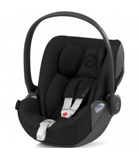 Cybex Cloud Z i-Size Plus Infant Car Seat - Deep Black