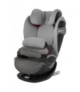 Cybex Pallas S-Fix Car Seat - Manhattan Grey