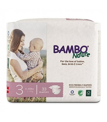 Bambo Nature Pampers Stage 3 (Midi) 5-9 kg