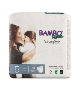 Bambo Nature Pampers Stage 5 Training Pants 12-20 kg
