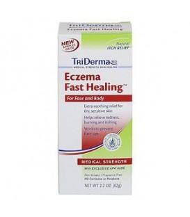 Triderma Eczema Fast Healing Cream 62g