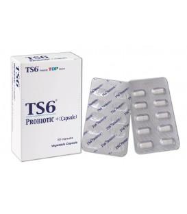 TS6 Probiotic Capsules 60's