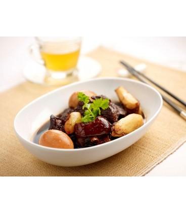 Braised Pig's Trotters in Black Vinegar