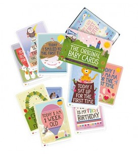 Miffy Milestone The Original Baby Cards