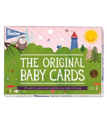 Miffy Milestone The Original Baby Cards