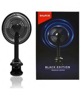 Snapkis Premium USB Fan Black