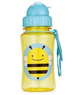 Skip Hop Zoo Straw Bottle - Bee
