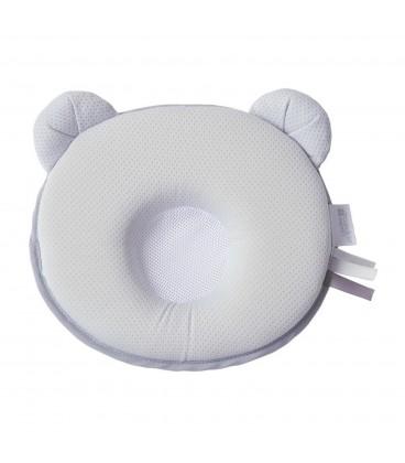 Candide P'tit Panda Air + Pillow Grey