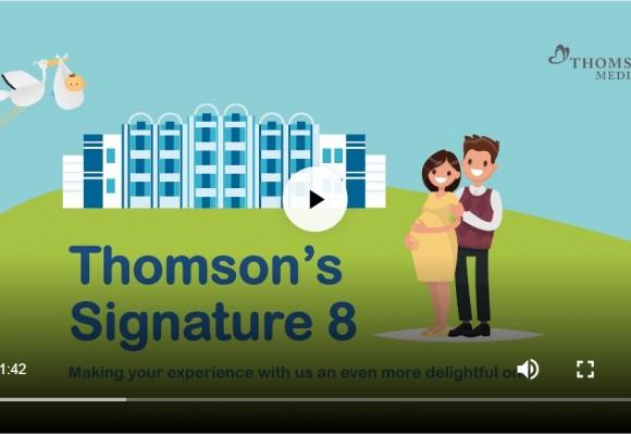 Thomson Signature 8