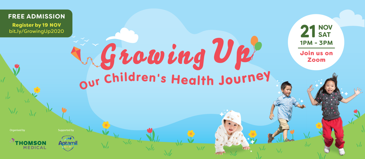 Growing Up: Our Children's Health Journey